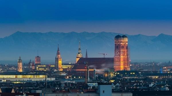 Timelapse: München in 8K | Travel | Was is hier eigentlich los?