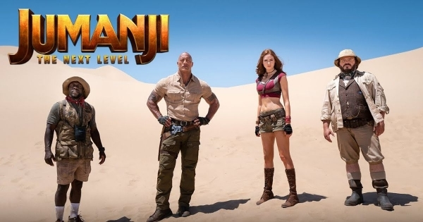 Trailer: Jumanji – The Next Level | Kino/TV | Was is hier eigentlich los?