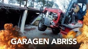 Wie Fynn Kliemann seine Garage abreißt | Lustiges | Was is hier eigentlich los?