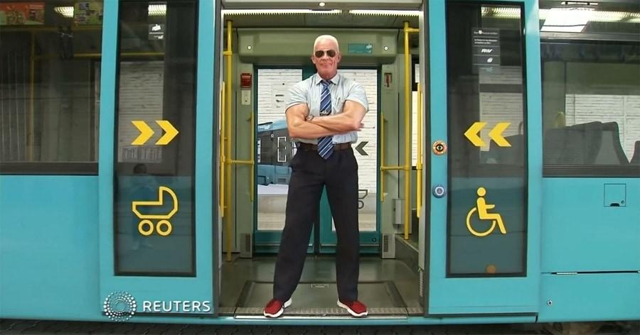Der Bahnbabo von Frankfurt | Menschen | Was is hier eigentlich los?