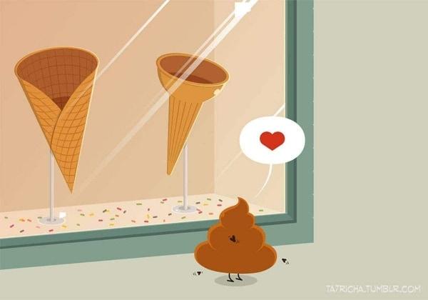 Die kleinen geheimen Abenteuer alltäglicher Dinge – Illustriert von Salim Zerrouki | Design/Kunst | Was is hier eigentlich los?