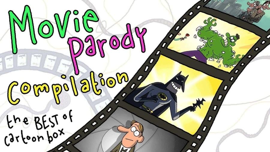 Die Movie Parody Compilation von Frame Order | Lustiges | Was is hier eigentlich los?