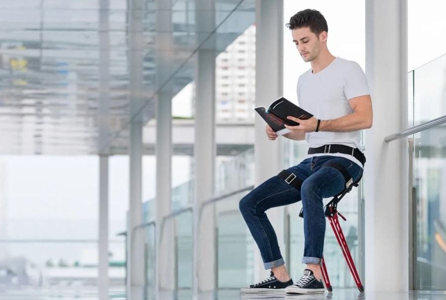 Ein tragbarer Stuhl für jede Gelegenheit | Gadgets | Was is hier eigentlich los?