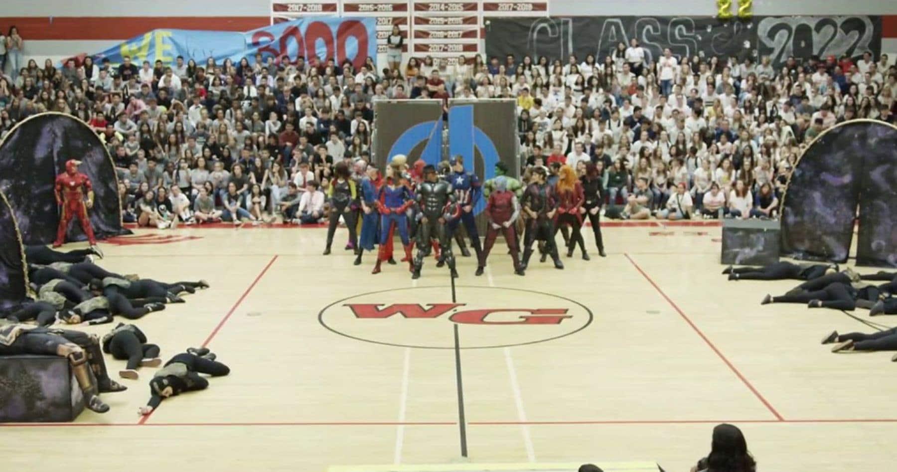 Eine Avengers-Tanzperformance | Awesome | Was is hier eigentlich los?
