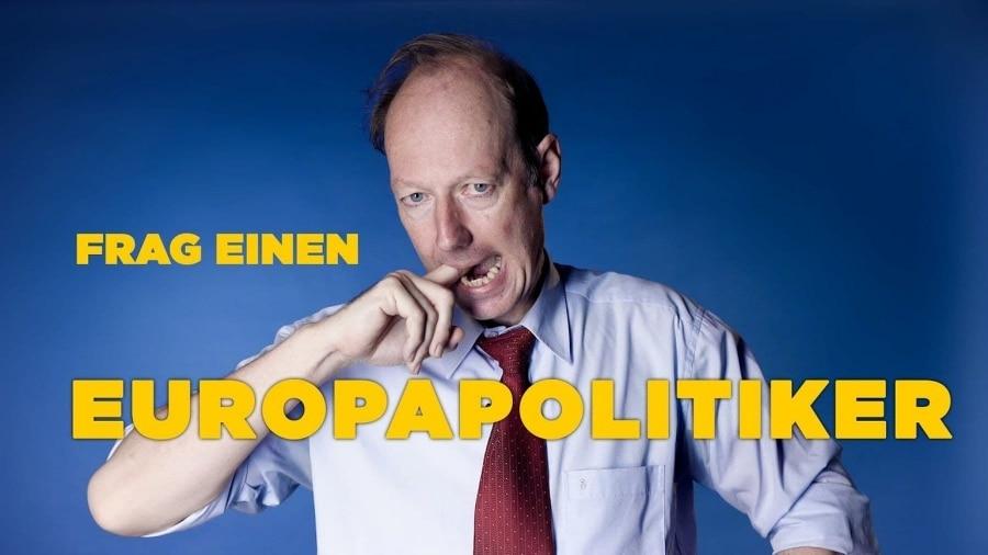 Frag einen Europaabgeordneten: Martin Sonneborn | Lustiges | Was is hier eigentlich los?