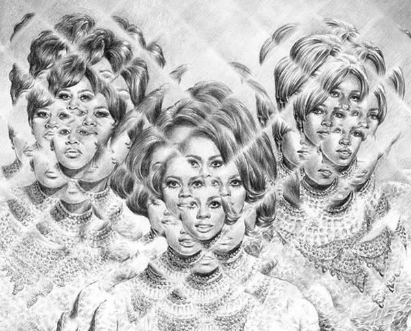 Großartige Bleistiftzeichnungen von Charlotte Delarue | Design/Kunst | Was is hier eigentlich los?