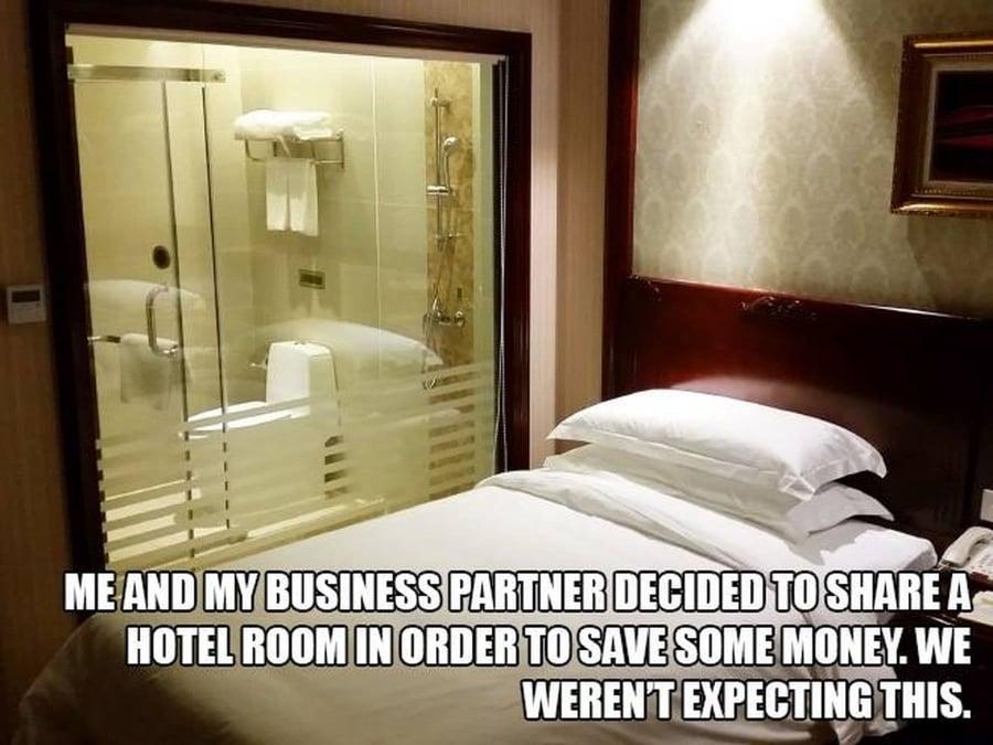 Nur ein paar Hotel-Fails | WTF | Was is hier eigentlich los?