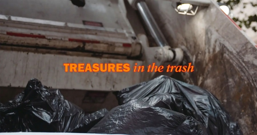 Schätze in Müll – Eine kurze Doku über einen New Yorker Müllmann | Menschen | Was is hier eigentlich los?
