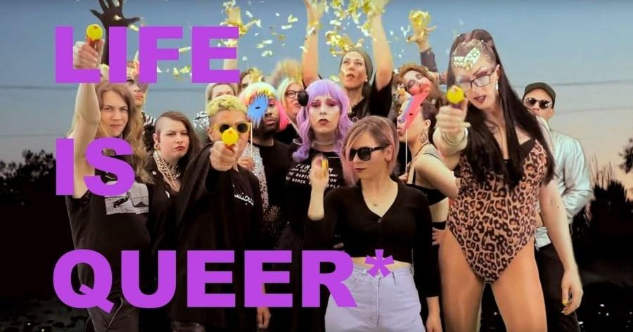 Schrottgrenze - Life is Queer | Musik | Was is hier eigentlich los?