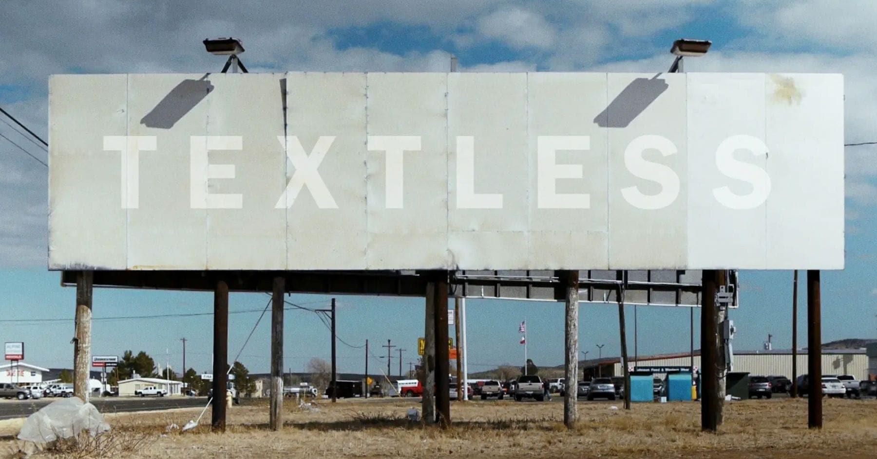 Textless – Wenn Buchstaben ihren Halt verlieren | Animation | Was is hier eigentlich los?