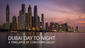 Timelapse: Dubai Day to Night | Travel | Was is hier eigentlich los?