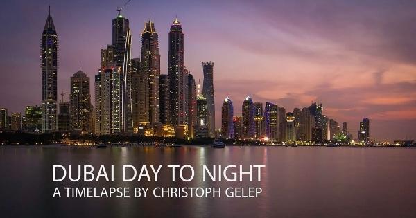 Timelapse: Dubai Day to Night | Travel | Was is hier eigentlich los?