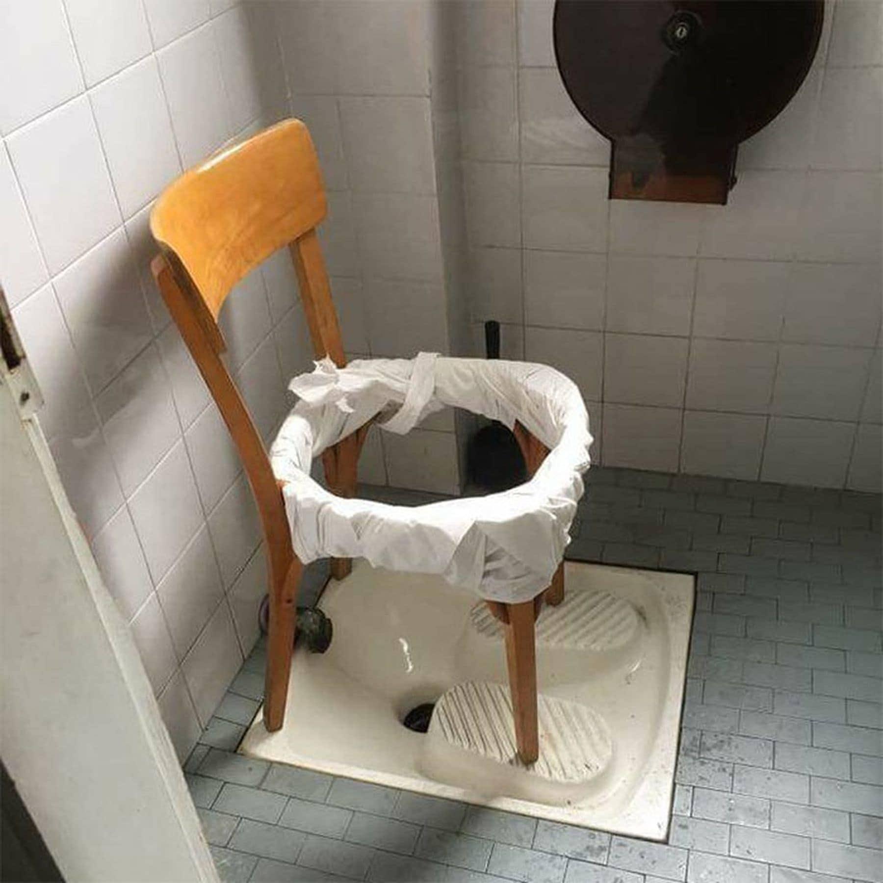 Toiletten aus der Hölle   Lustiges   Was is hier eigentlich los?