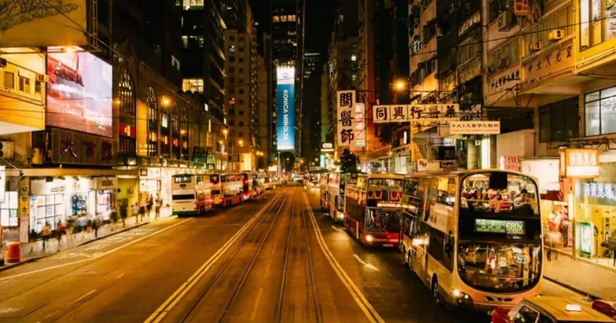 Video-Portrait: Hongkong – von Miles Christ | Travel | Was is hier eigentlich los?