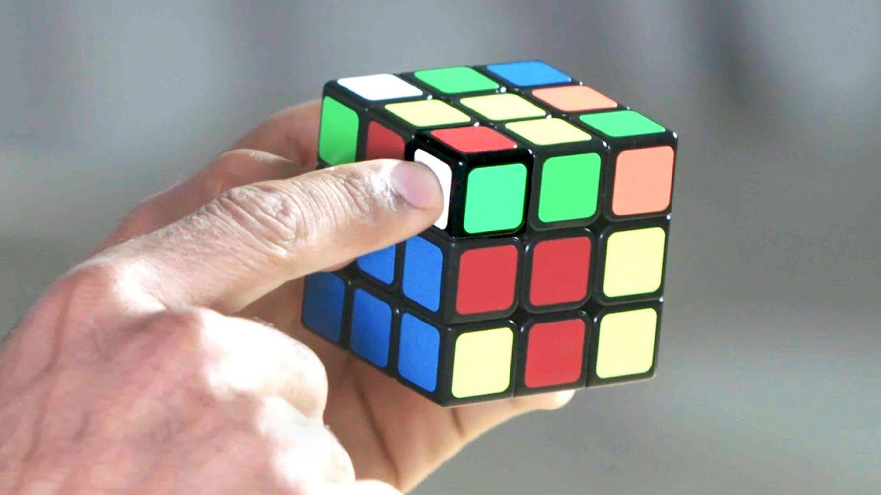 Wie man einen Zauberwürfel löst | Was gelernt | Was is hier eigentlich los?