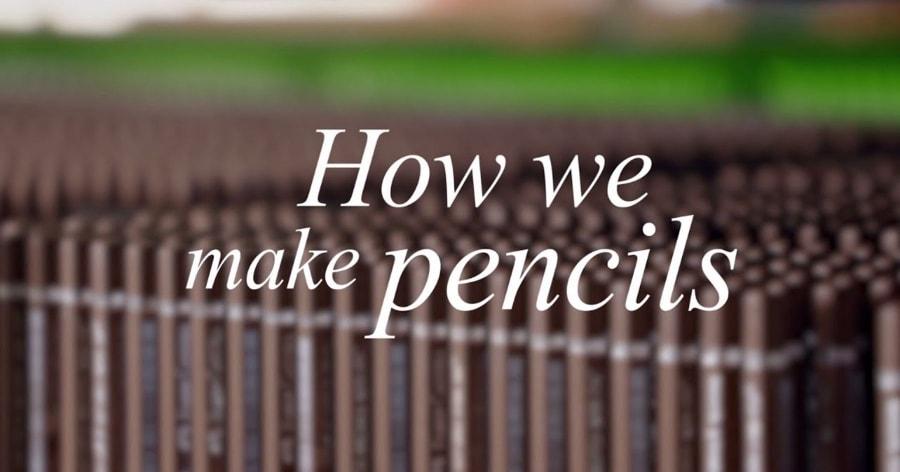 Wie sie bei Faber-Castell ihre Bleistifte herstellen | Was gelernt | Was is hier eigentlich los?