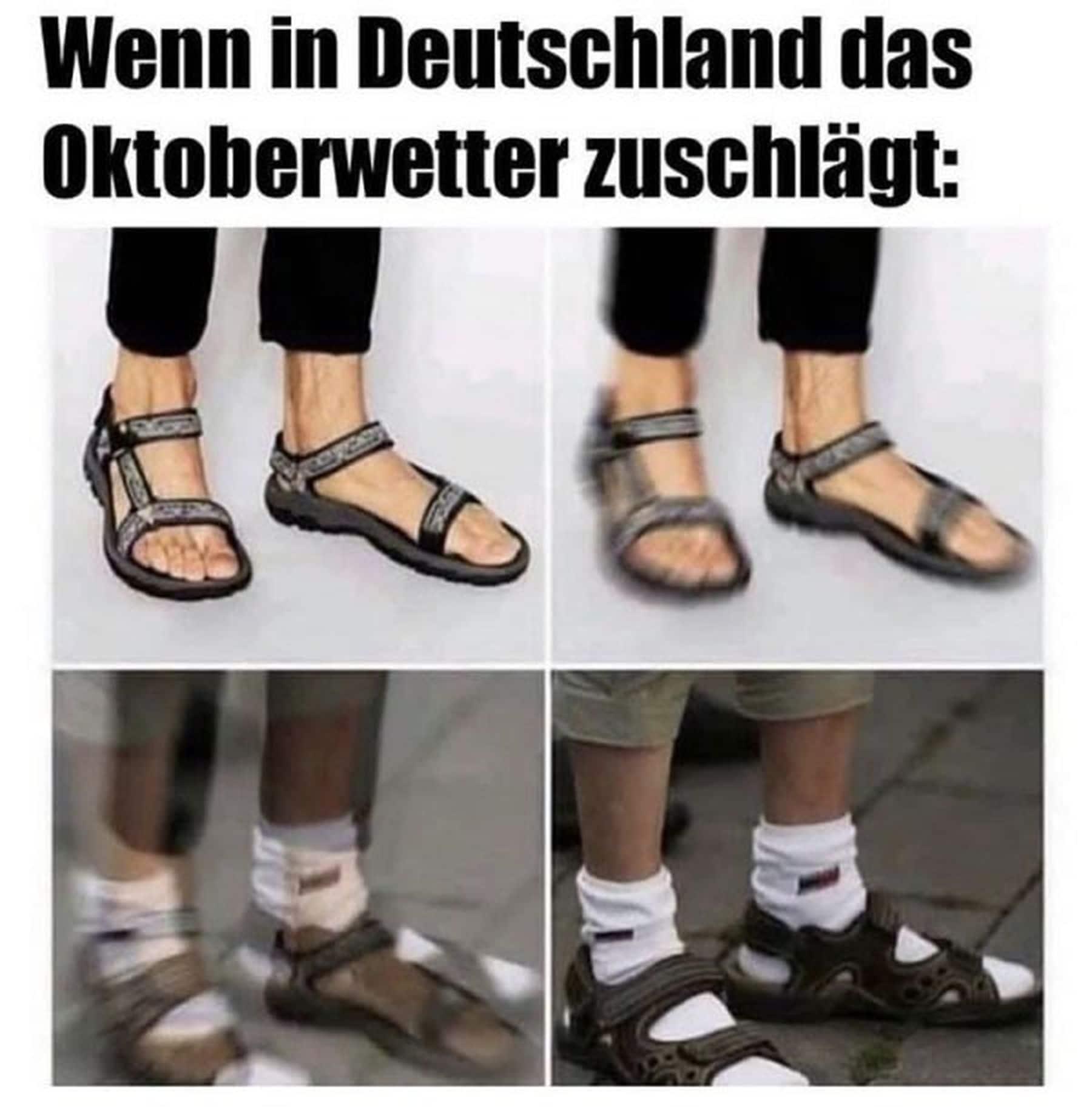 Woran man sieht, dass der Sommer in Deutschland vorbei ist | Lustiges | Was is hier eigentlich los?