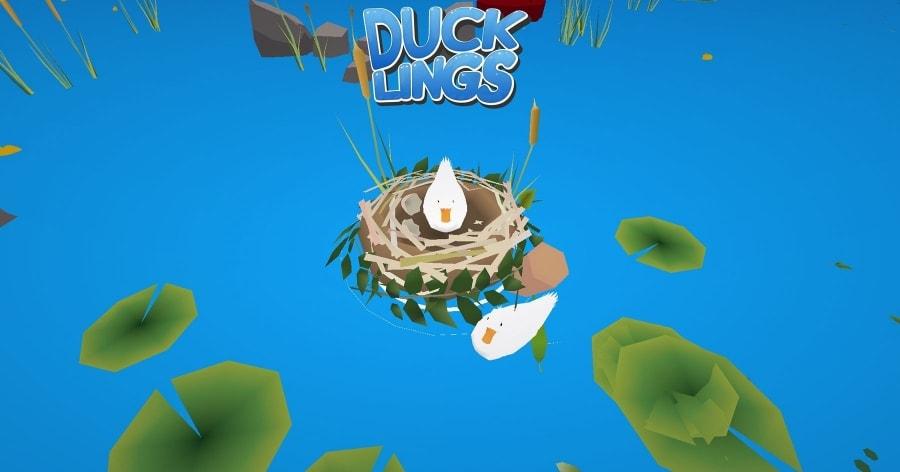 Ducklings.io – Entspannt die Enten-Familie einsammeln | Games | Was is hier eigentlich los?