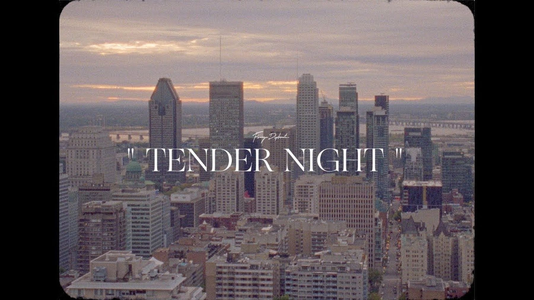 Foreign Diplomats - Tender Night | Musik | Was is hier eigentlich los?