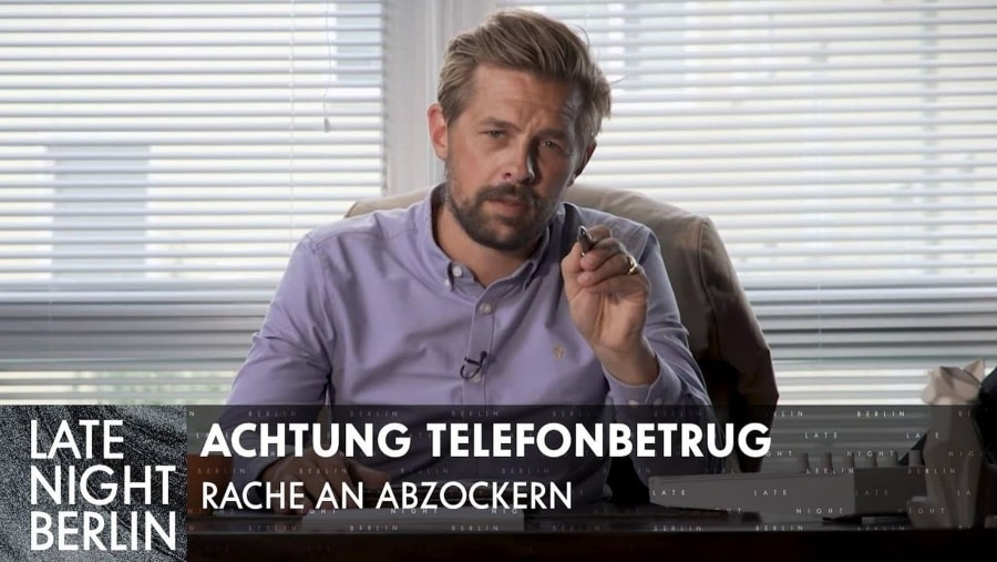 Klaas Heufer-Umlauf im Kampf gegen Telefonbetrüger | WTF | Was is hier eigentlich los?