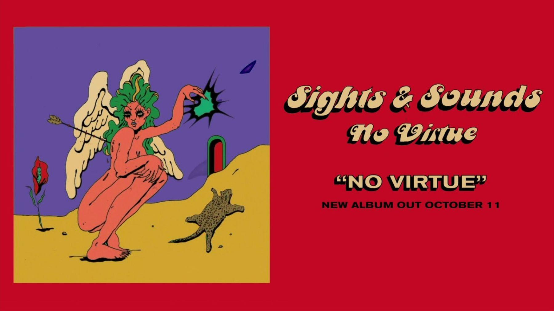 Sights & Sounds - No Virtue | Musik | Was is hier eigentlich los?