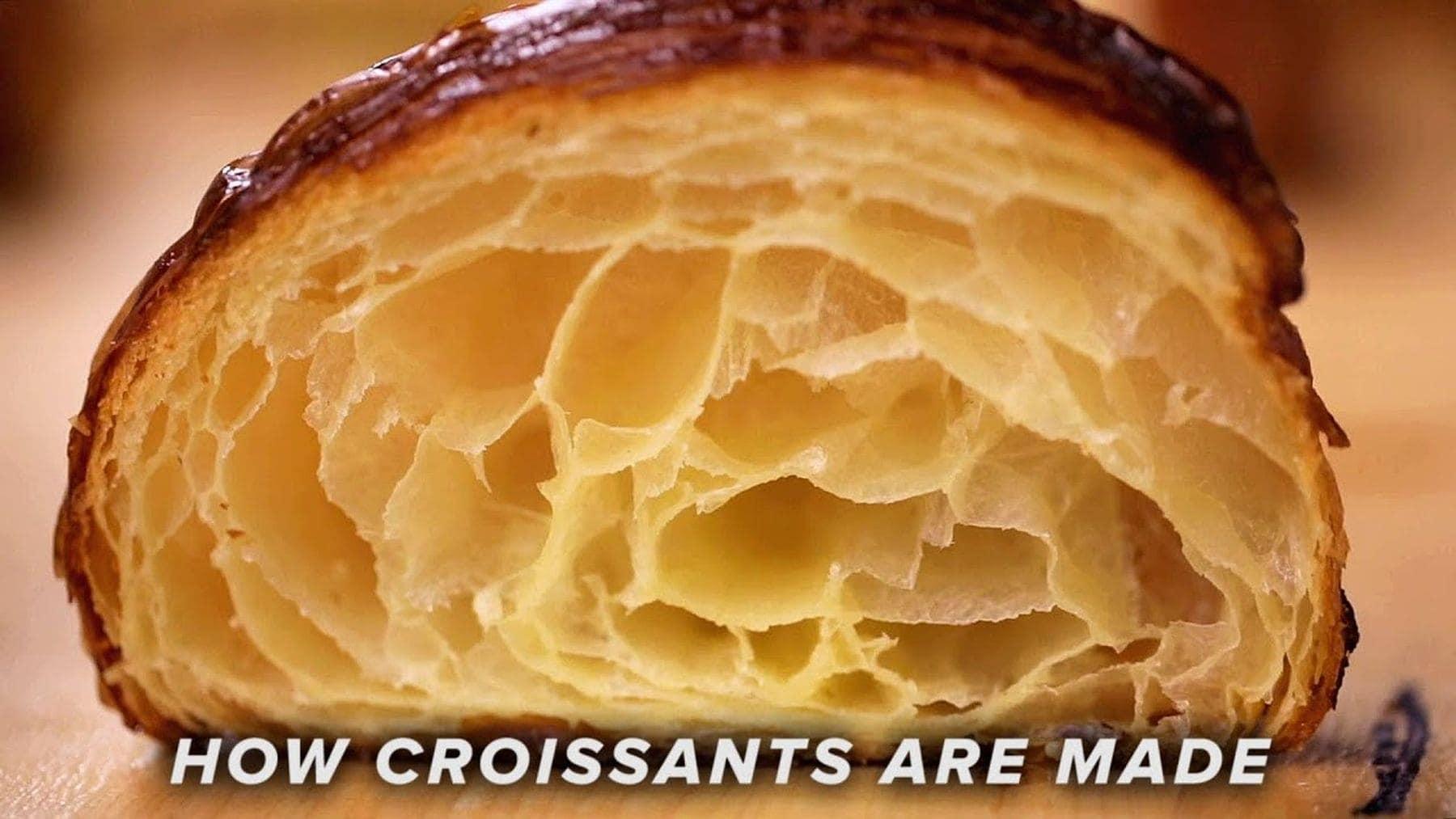 Wie Croissants gemacht werden | Was gelernt | Was is hier eigentlich los?