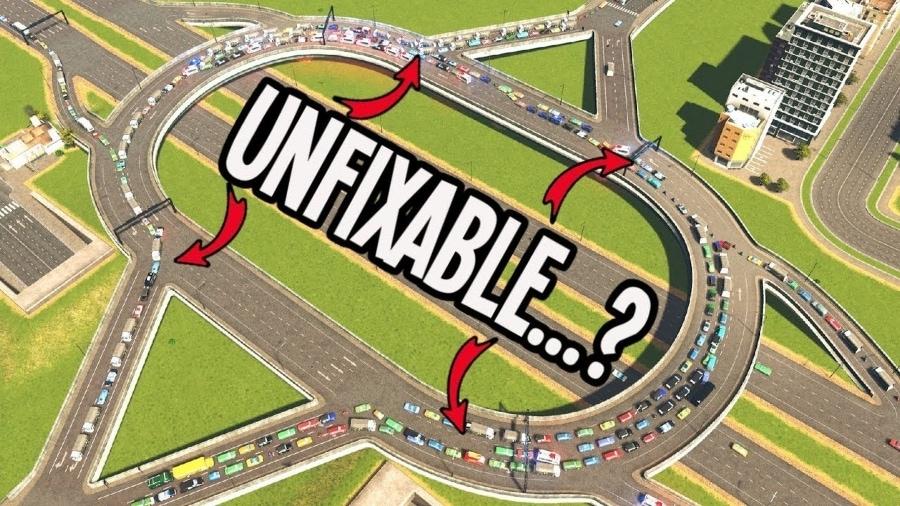 Wie ein Profi Verkehrsprobleme in Cities Skylines löst | Nerd-Kram | Was is hier eigentlich los?