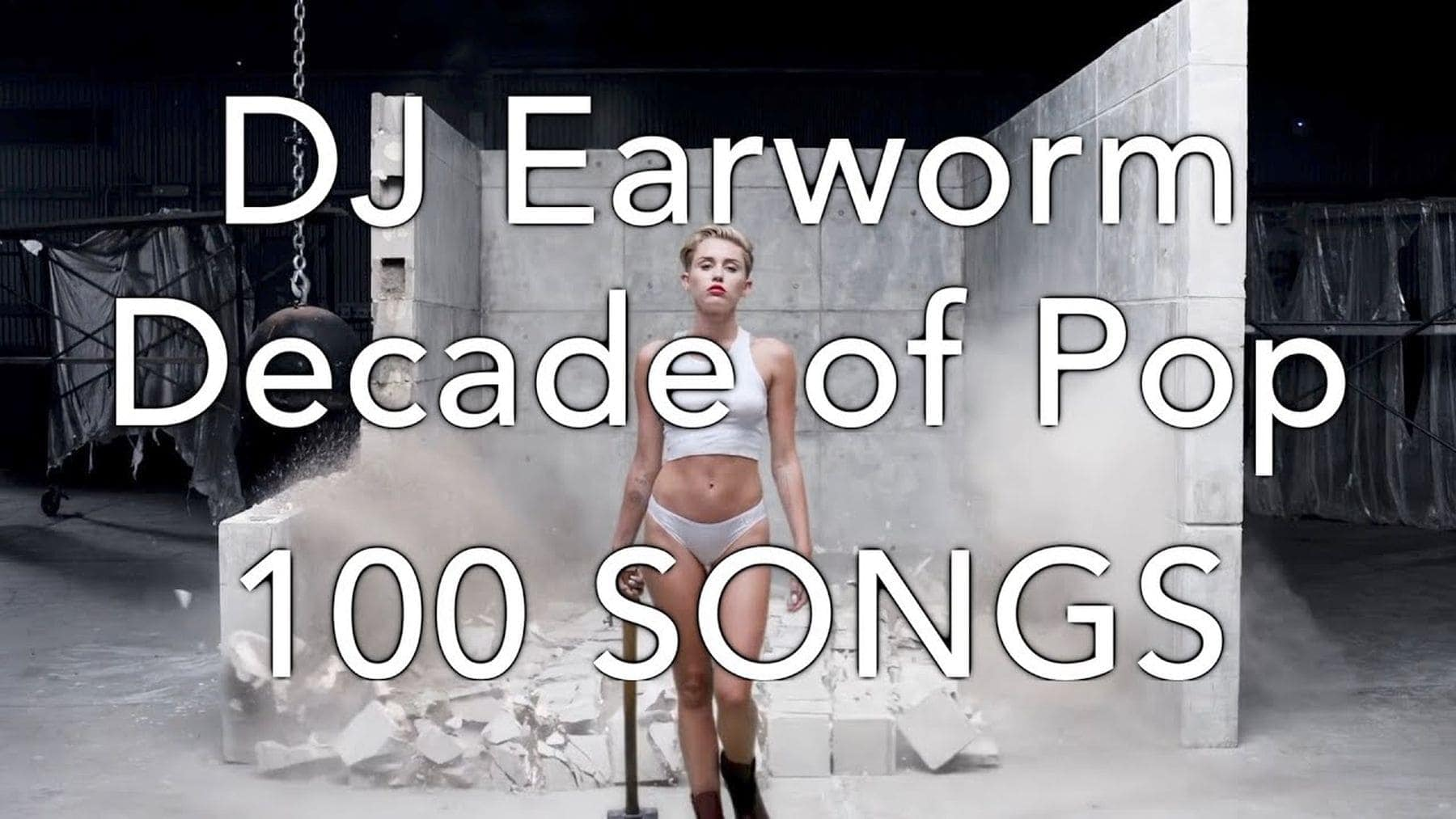 DJ Earthworm und seine Decade of Pop – 100 Songs Mashup | Musik | Was is hier eigentlich los?