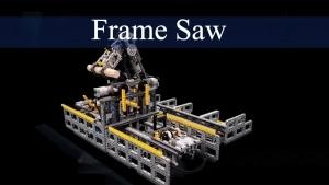 Eine funktionierende Säge mit LEGO gebaut | Gadgets | Was is hier eigentlich los?