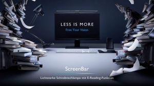 Test: Die BenQ ScreenBar/ScreenBar Plus e-Reading Lampe | sponsored Posts | Was is hier eigentlich los?