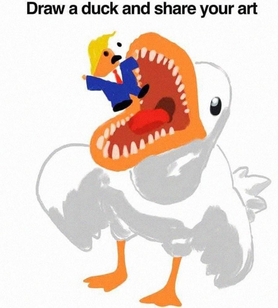 Wenn das Internet eine Ente zeichnen soll | Lustiges | Was is hier eigentlich los?