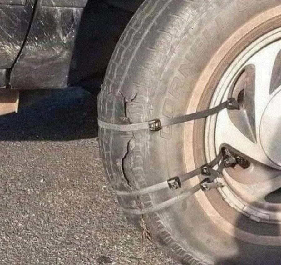 Wie praktisch Kabelbinder doch sein können | Lustiges | Was is hier eigentlich los?