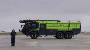 Das Feuerwehrauto der Zukunft | Gadgets | Was is hier eigentlich los?