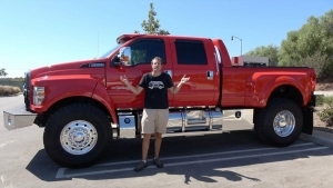 Der sinnlos riesige Ford F-650 Super-Truck | Awesome | Was is hier eigentlich los?