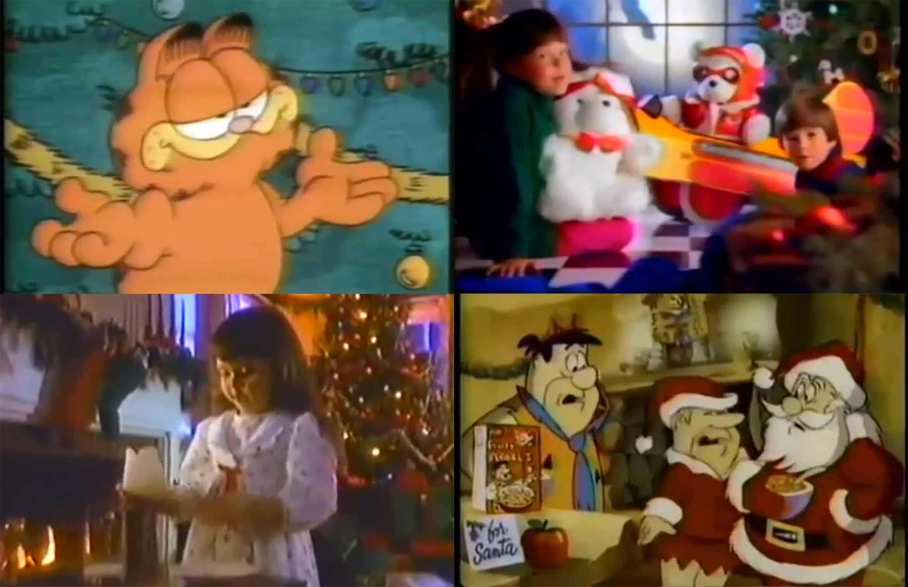 Eine Stunde Weihnachtswerbung aus den 80ern | Kino/TV | Was is hier eigentlich los?