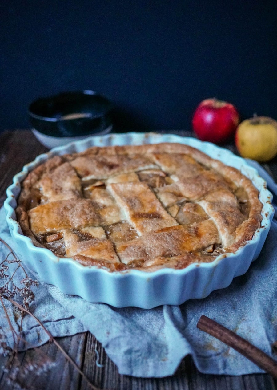 Line backt klassischen Apple Pie | Line backt | Was is hier eigentlich los?
