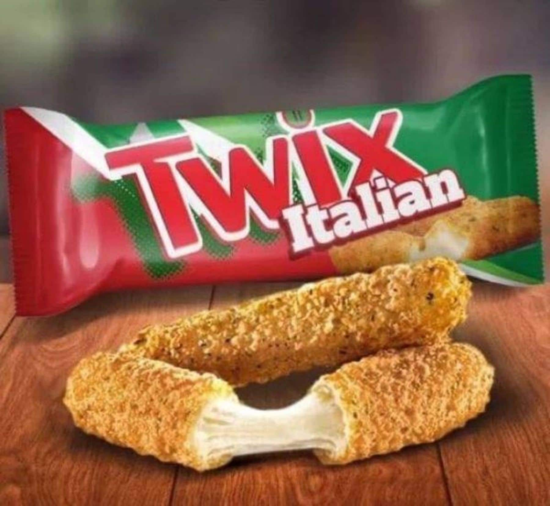 Mmmmmhhhhh ... lecker italienische Twix | Lustiges | Was is hier eigentlich los?