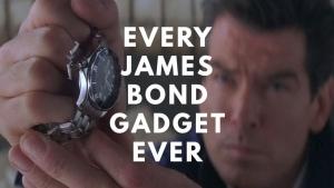 Nahezu jedes James Bond-Gadget aller Filme | Gadgets | Was is hier eigentlich los?