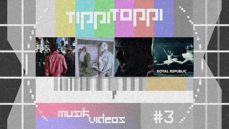 Tippi Toppi Musikvideos Vol. 3 - Das vorletzte Musikvideo raubt Dir den Atem! | Musik | Was is hier eigentlich los?