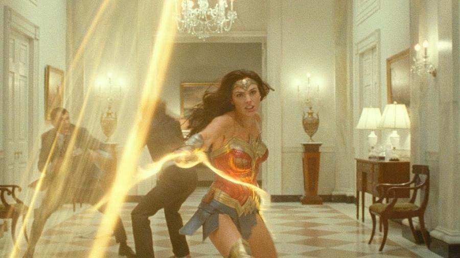 Trailer: Wonder Woman 1984 | Kino/TV | Was is hier eigentlich los?