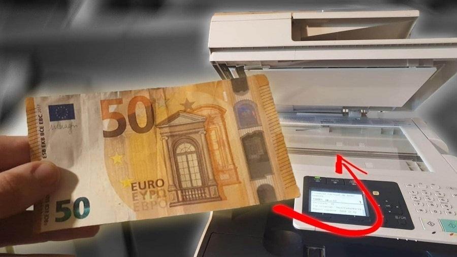 Warum man Geldscheine nicht einfach so kopieren kann | Awesome | Was is hier eigentlich los?