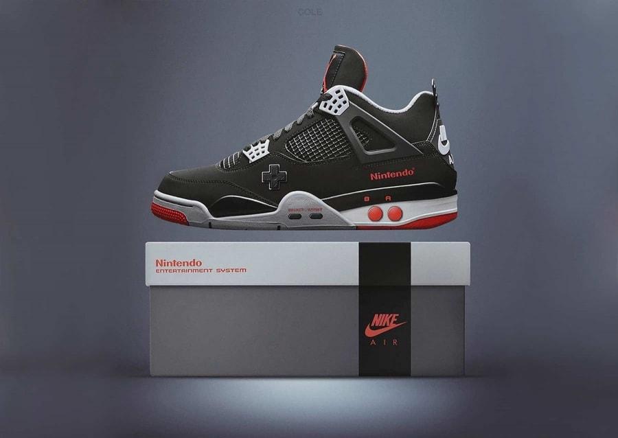 Coole Pop-Kultur-Sneaker von Jeff Cole | Design/Kunst | Was is hier eigentlich los?