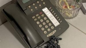 Darum hat das Telefon (zum Glück) sein Kabel verloren | Lustiges | Was is hier eigentlich los?
