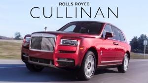 Der Rolls-Royce Cullinan 2019 SUV | Awesome | Was is hier eigentlich los?