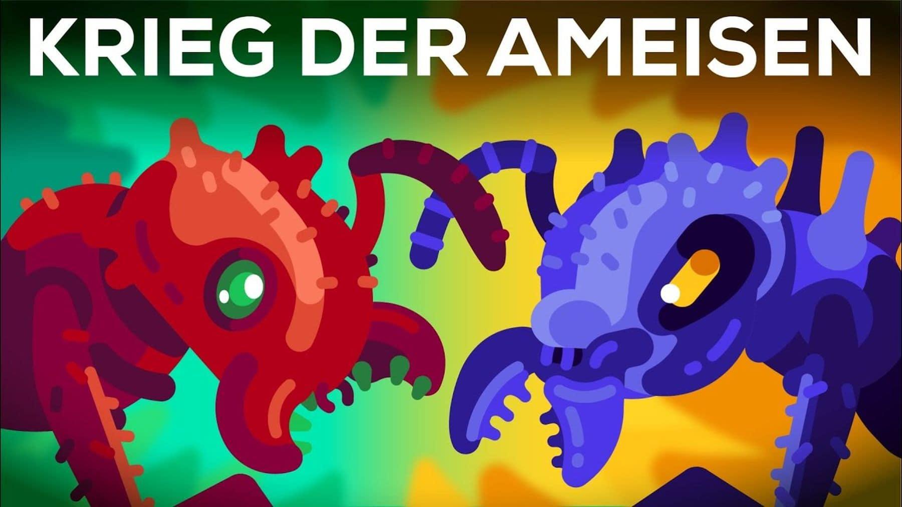 Der Weltkrieg der Ameisen | Was gelernt | Was is hier eigentlich los?