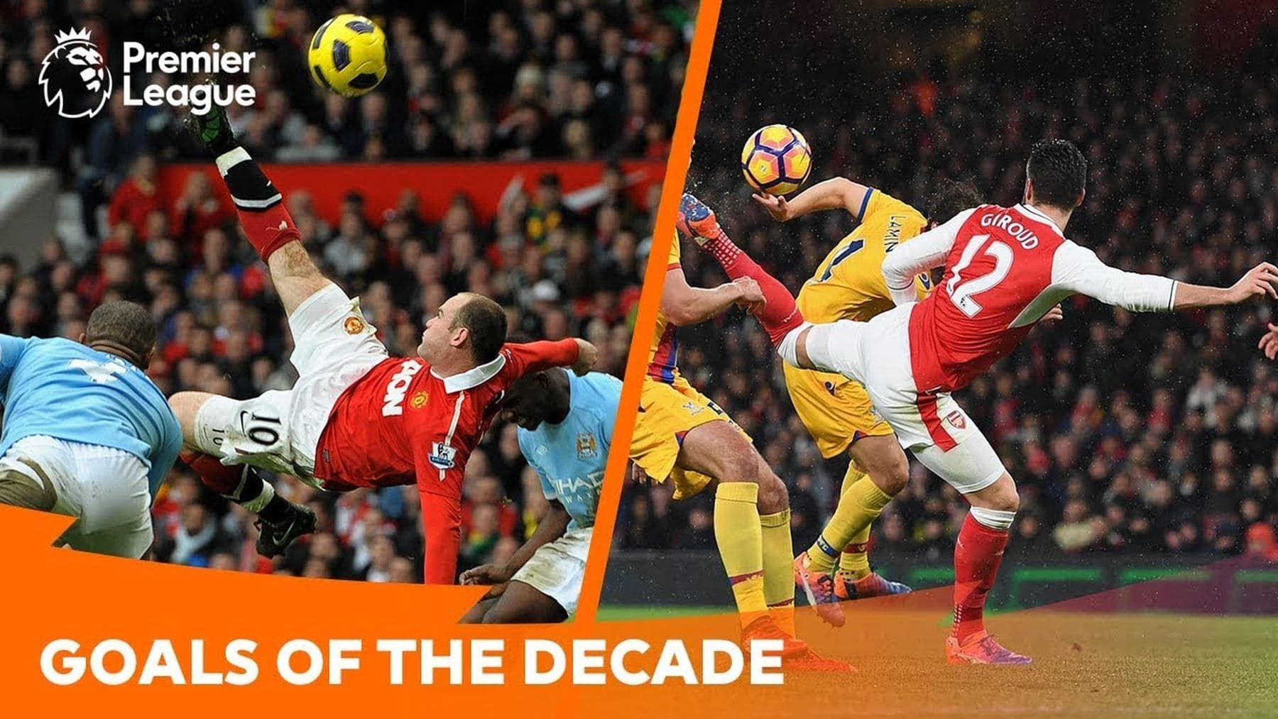 Die schönsten Tore aus 10 Jahren Premier League | Awesome | Was is hier eigentlich los?