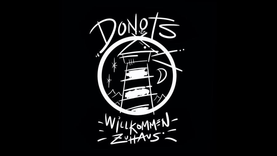 DONOTS - Willkommen Zuhaus | Musik | Was is hier eigentlich los?