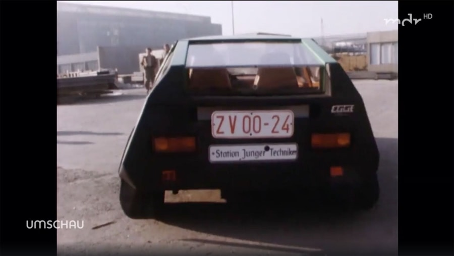 Es war nicht alles schlecht: Elsist – Das Elektro-Auto der DDR | Zeitgeschichte | Was is hier eigentlich los?