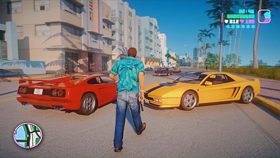 GTA Vice City als Mod für GTA 5 | Games | Was is hier eigentlich los?