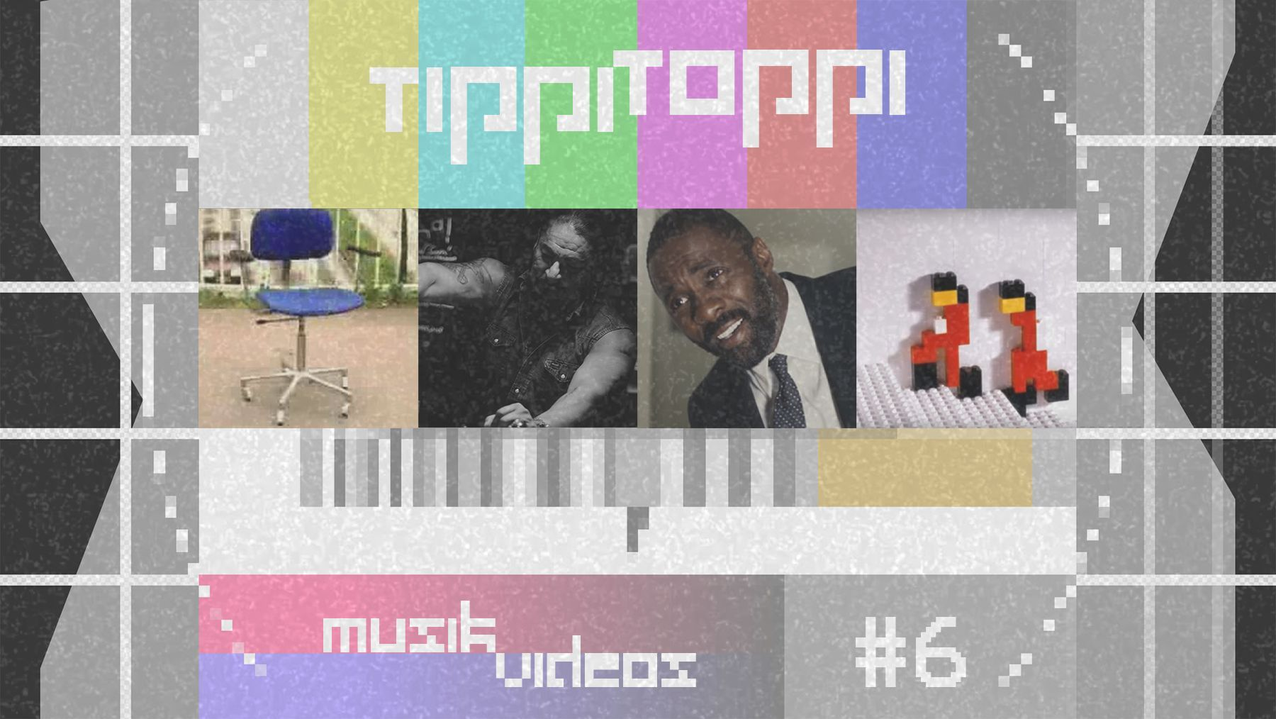 Tippi Toppi Musikvideos Vol. 6 – Das vorletzte Musikvideo raubt Dir (noch immer) den Atem!   Musik   Was is hier eigentlich los?